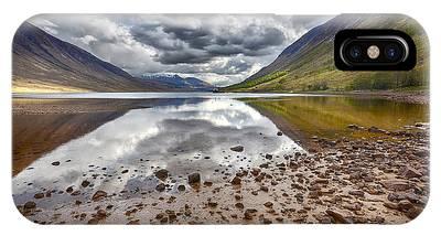 Loch Phone Cases