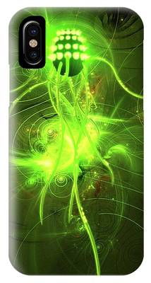 Monster Ufo Phone Cases