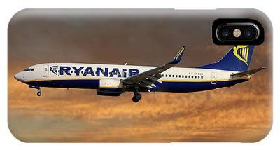 Ryanair Phone Cases