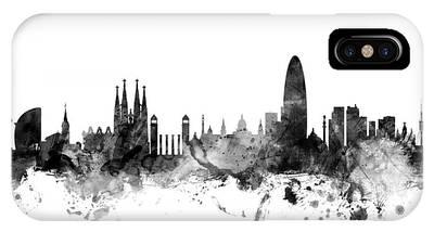 Barcelona Phone Cases