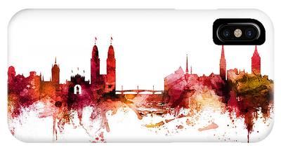 Zurich Phone Cases