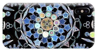 Diatoms iPhone Cases
