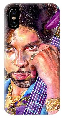 Prince Rogers Nelson Phone Cases