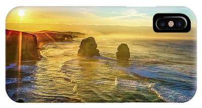 IPhone Case featuring the photograph Twelve Apostles Victoria by Benny Marty