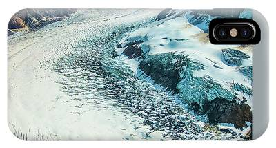 IPhone Case featuring the photograph Denali National Park by Benny Marty
