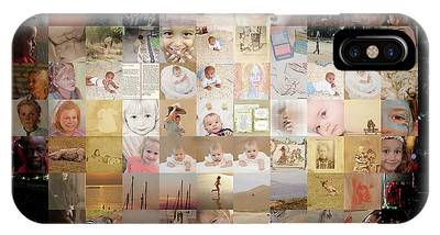 A Child - Many Children IPhone Case