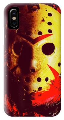 IPhone Case featuring the photograph A Cinematic Nightmare by Jorgo Photography - Wall Art Gallery