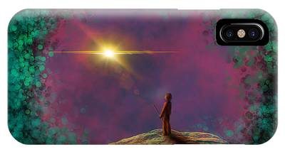 A Clearing IPhone Case