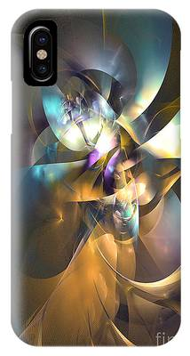 A Distant Melody IPhone Case