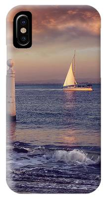 Whimsical Seascape Phone Cases