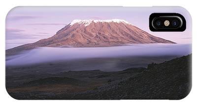 Kilimanjaro Phone Cases