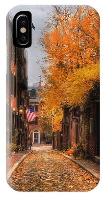 Autumn Scenes iPhone Cases