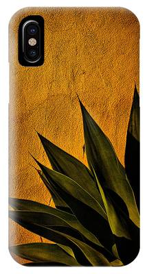 Adobe And Agave At Sundown IPhone Case