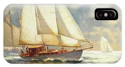 Sail Phone Cases