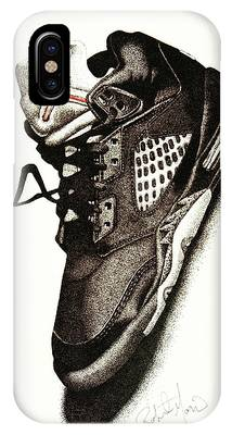 Nike Drawings iPhone Cases