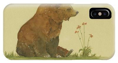 Grizzly Bear Phone Cases
