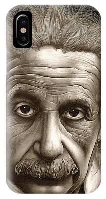 Einstein Phone Cases