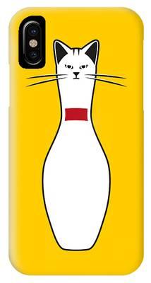 Cute Kitten iPhone Cases