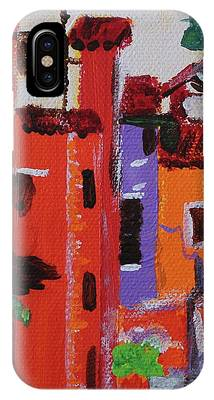 Alley Walk IPhone Case by Kim Nelson