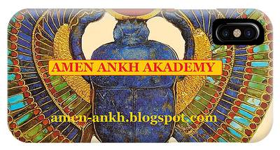 Amen Ankh Akademy IPhone Case