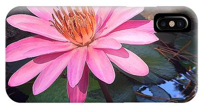 IPhone Case featuring the photograph Full Bloom by LeeAnn Kendall