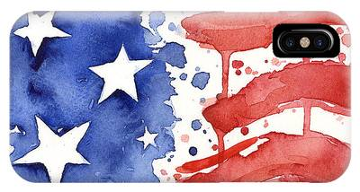 Stars And Stripes iPhone Cases