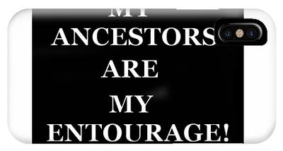 Ancestors IPhone Case