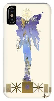 Angel Of Mercy IPhone Case
