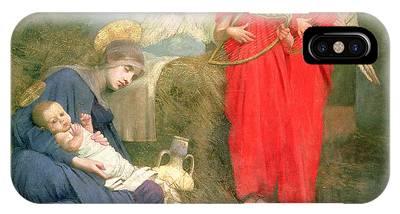 Birth Of Christ Phone Cases