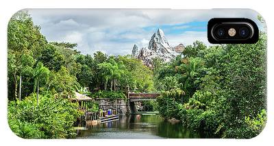 Expedition Everest IPhone Case
