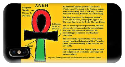 Ankh Meaning IPhone Case