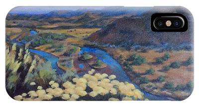 Another Day Above Rio Chama IPhone Case