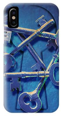 Keys iPhone Cases
