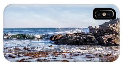 Arroyo Sequit Creek Surf Riders IPhone Case
