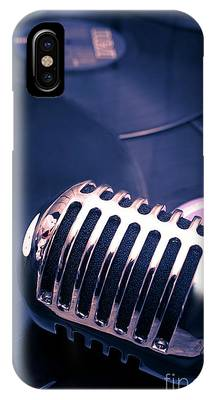 IPhone Case featuring the photograph Art Of Classic Communication by Jorgo Photography - Wall Art Gallery