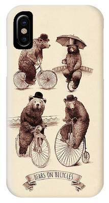 Bear Phone Cases