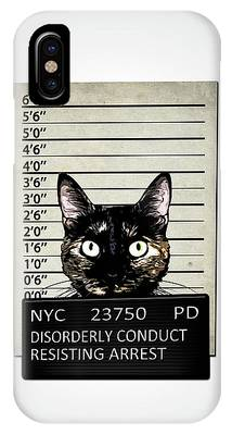 Arrested iPhone Cases