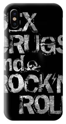 Punk Rock iPhone Cases
