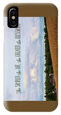 The Simpler Life IPhone Case