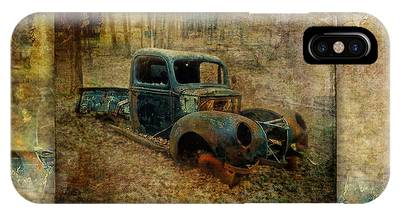 Resurrection Vintage Truck IPhone Case