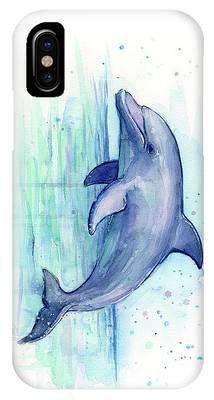 Sea Creatures Phone Cases