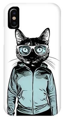 Feline Phone Cases