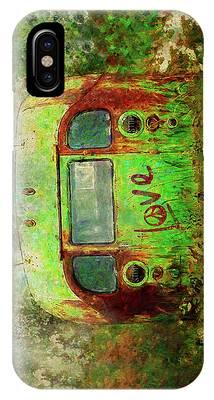 Love Bus IPhone Case
