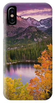 Glacier National Park Phone Cases