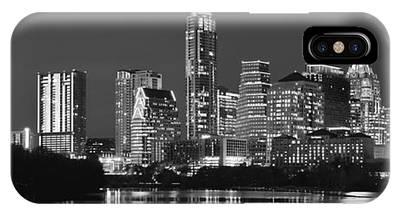 Austin Skyline Phone Cases