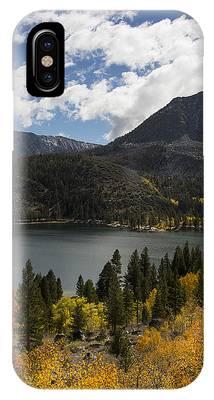 Autumn At Rock Creek Lake 2 IPhone Case
