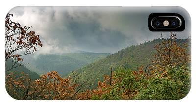 Autumn In The Ilsetal, Harz IPhone Case
