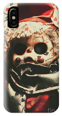 IPhone Case featuring the photograph Bad Magic by Jorgo Photography - Wall Art Gallery