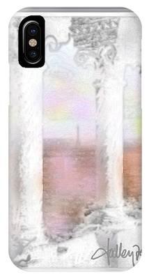 Sacre - Coeur Sunset IPhone Case