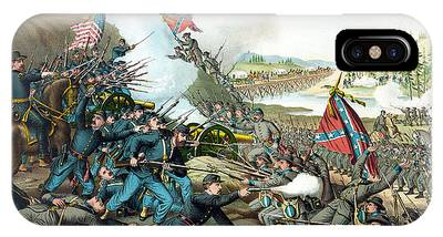 Battle Of Franklin iPhone Cases